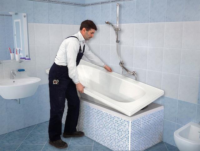Trasformazione vasca in doccia - da vasca in doccia Milano Torino Genova